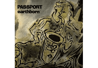 Passport - Earthborn [CD]