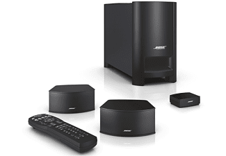 bose cinemate gs 2 1 heimkino system in schwarz kaufen. Black Bedroom Furniture Sets. Home Design Ideas