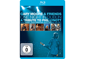 Gary Moore, Various - One Night In Dublin - A Tribute To Phil Lynott [Blu-ray]