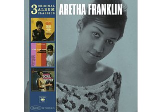 Aretha Franklin - Original Album Classics [CD]