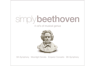 Div Classical, Various - Simply Beethoven [CD]