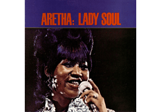 Aretha Franklin - Lady Soul [CD]