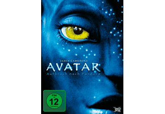Avatar - Aufbruch nach Pandora Science Fiction DVD