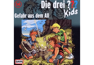 SONY MUSIC ENTERTAINMENT (GER) Die drei ??? Kids 14: Gefahr aus dem All