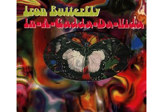 Iron Butterfly - In A Gadda Da Vida (3d-Cover) [CD]