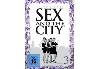 Sex and the City - Staffel 3 (White Edition) - (DVD)
