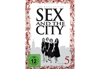Sex and the City - Staffel 5 (White Edition) - (DVD)