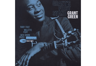 Grant Green - GRANT S FIRST STAND (DIGITAL REMASTERED) - (CD)