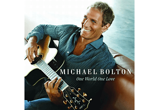 Michael Bolton - One World One Love (CD)