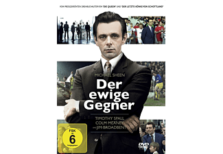 THE DAMNED UNITED - DER EWIGE GEGNER [DVD]