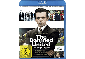 THE DAMNED UNITED - DER EWIGE GEGNER [Blu-ray]