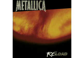 Metallica Reload CD