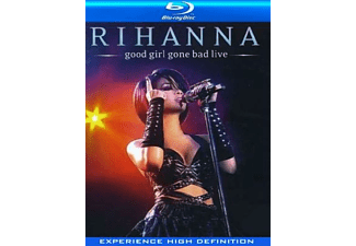 Rihanna - Good Girl Gone Bad (Live) - (Blu-ray)