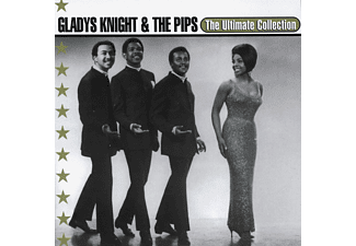 The Pips, Gladys & The Pips Knight - Ultimate Collection [CD]