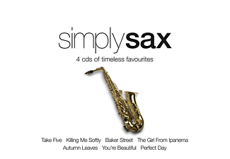 VARIOUS - Simply Sax [CD]