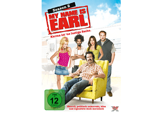 MY NAME IS EARL 2 Komödie DVD