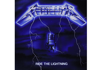 Metallica -  Ride The Lightning [CD]