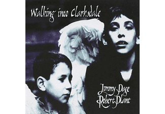 Jimmy Page, Plant, Robert/Page, Jimmy - Walking Into Clarksdale [CD]