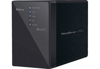 trekstor homeserver e trayz 2tb schwarz homeserver kaufen saturn. Black Bedroom Furniture Sets. Home Design Ideas
