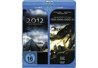 2012 DOOMSDAY/100 MILLION BC [Blu-ray]