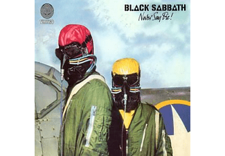Black Sabbath - NEVER SAY DIE! (2009 REMASTER) - (CD)