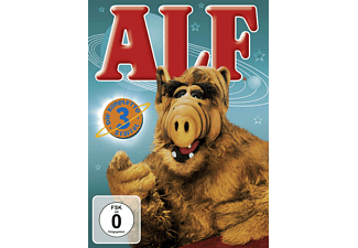 Alf - Staffel 3 [DVD]