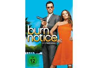 Burn Notice - Staffel 2 [DVD]