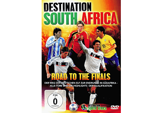 Destination South Africa [DVD]
