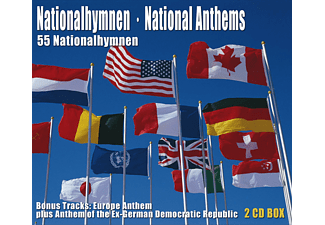 VARIOUS - Nationalhymnen - (CD)