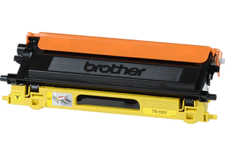 BROTHER TN-135Y Tonerkartusche Gelb