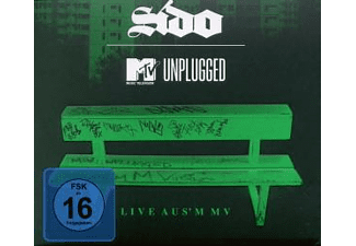 Sido Mtv Unplugged HipHop DVD + Video Album