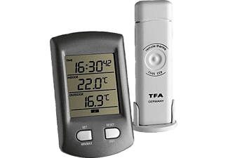 VIVANCO 30.3034.10 RATIO FUNKTHERMOMETER