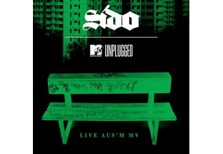 Sido Sido MTV Unplugged Live Aus'm Mv HipHop CD