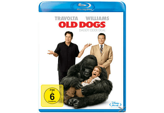 Old Dogs - Daddy oder Deal Komödie Blu-ray