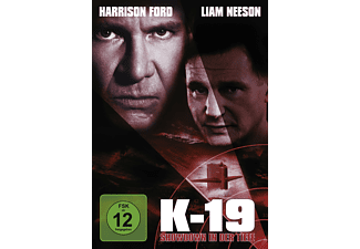 K-19 Showdown in der Tiefe [DVD]