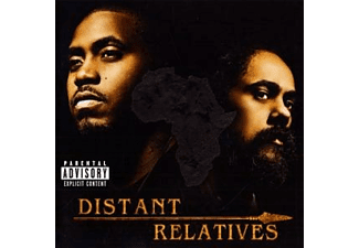 "Nas, Marley, Damian ""jr.Gong"" - DISTANT RELATIVES [CD]"