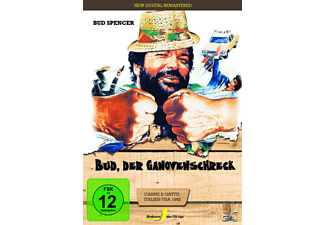 Bud, der Ganovenschreck - New Digital Remastered Komödie DVD