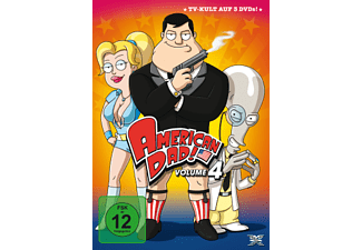 American Dad - Season 4 Animation/Zeichentrick DVD