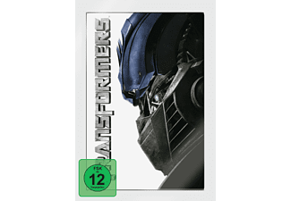 Transformers (Steel-Edition) [DVD]