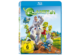 PLANET 51 Animation/Zeichentrick Blu-ray