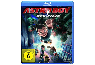 Astro Boy Film Action Blu-ray