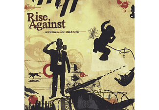 Rise Against - APPEAL TO REASON - (CD)