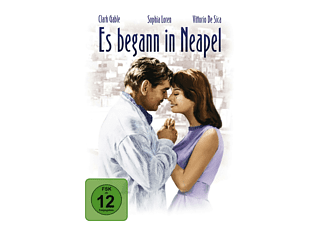 ES BEGANN IN NEAPEL - (DVD)