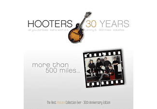 The Hooters - MORE THAN 500 MILES [CD]