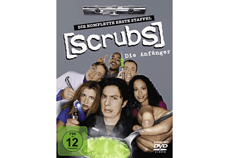 Scrubs - Staffel 1 [DVD]