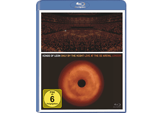 Kings Of Leon - Only By The Night-Live At The O2 Arena, London [Blu-ray]