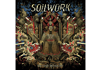 Soilwork - The Panic Broadcast [CD + DVD Video]