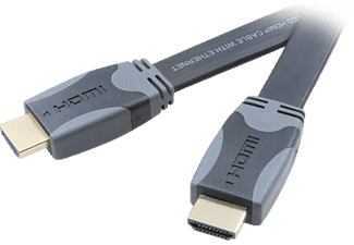 VIVANCO (42102) HDMI - HDMI HS+ETHERNET GOUD 0.75