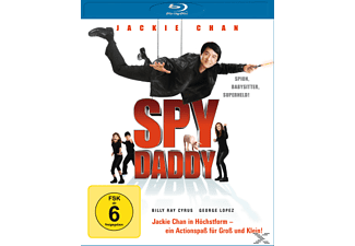 Spy Daddy Action Blu-ray