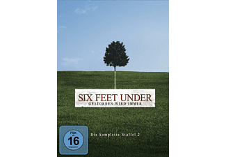 Six Feet Under - Staffel 2 [DVD]